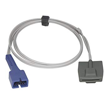 Sensor Dedo Pediátrico Silicone para NONIN