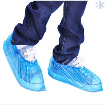 Cobre sapatos em plástico 100 unidades