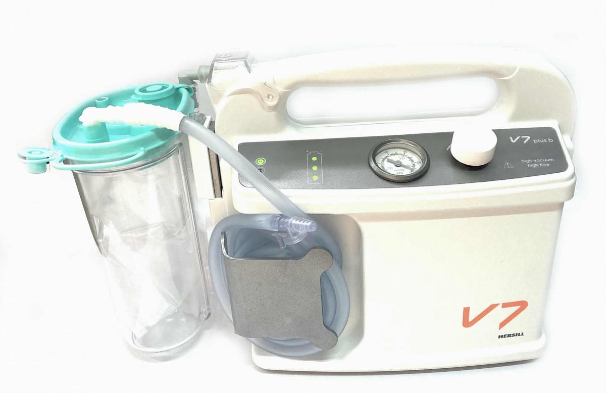 Aspirador Hersill V7 com sistema Serres
